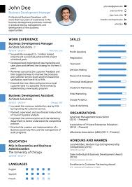 Curriculum Word 8 Best Online Resume Templates Of 2018 Download Customize Template