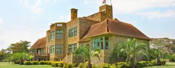 Egerton Castle, Kenya 2019