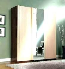 bathroom closet doors door ideas small converting a bi fold hall linen