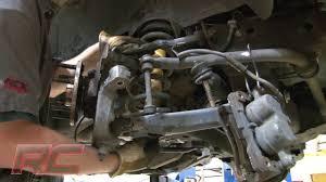 Installing 1999-2006 Chevrolet Silverado / GMC Sierra 1500 2WD 1.5 ...