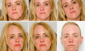 what sleeping in your make up does to your skin our shocking experiment exposes what happens daily mail