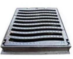Factory Supplying Round, <b>Rectangle</b> Manhole <b>Cover</b> with <b>Frame</b> for ...