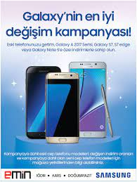 Emin Teknoloji - Samsung'da İnanılmaz Değişim Kampanyası...