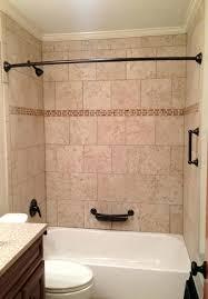 bathtub tile surround beige tile bathtub surround with oil rubbed bronze fixtures tile tub surround installation