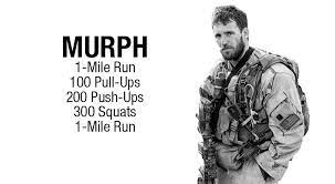 Murphy memorial scholarship foundation (501c3). Murph Why We Do It Boxlife Magazine