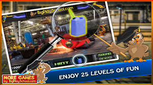 Download free games > hidden object. Amazon Com 7 Electric Factory New Free Hidden Object Games Appstore For Android
