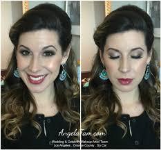 wedding artist asian san go southern california angela tam makeup artist and hair design team angelatam