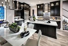 off white kitchen cabinets dark floors. Best Flooring For Dark Kitchen Cabinets And Light Wood Floors Awesome Ideas Off White