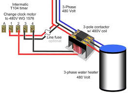 3 phase motor wiring color code 3 image wiring diagram how to install 3 phase timer on 3 phase motor wiring color code