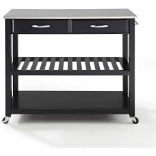 white kitchen cart with stainless steel top beautiful kitchen island cart stainless steel ikea drawers with
