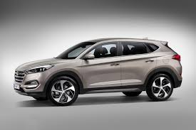 <b>2016 Hyundai Tucson</b> Review, Ratings, Specs, Prices, and Photos ...