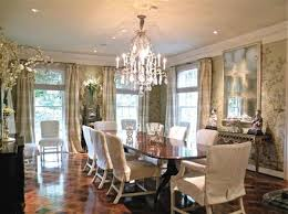 Traditional Formal Dining Room Vintage Wooden High Chairs - Formal oval dining room sets