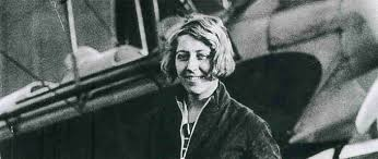 Amy Johnson: The Pioneering Female Pilot Died Mysteriously