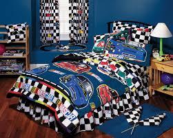 incredible nascar boys bedding nascar checd flag bed in a bag twin atv bedding sets prepare