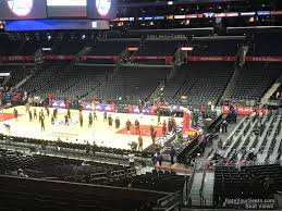 Staples Center Seating Chart Clippers View Www