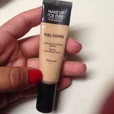 make up for ever full cover waterproof concealer listing 15