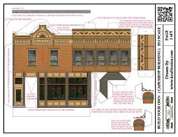 ho scale building plans free printable n scale buildings free ho scale buildings ho scale free printable and scale