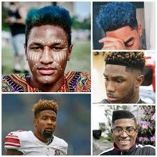 4 Coiffures Afro Originales Pour Homme Sur Proudpeople