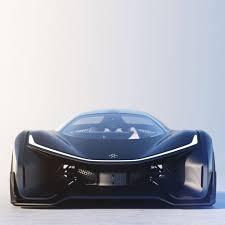 Faraday Design Faraday Future News And Design Dezeen