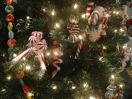 Multi Coloured Christmas Decorations U2013 Decoration Image IdeaChristmas Tree With Candy Canes
