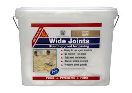 Sika Pave Fix Plus Ready to Use Grout 10kg Plastic Tub | Departments | DIY  at B&Q