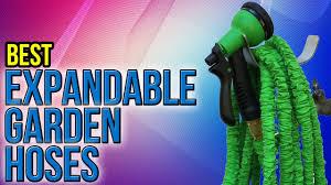 9 best expandable garden hoses 2017