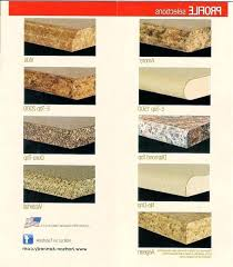 laminate countertop edges styles with edge types cute for remodel 13
