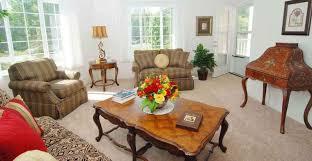 Living Room Furniture Richmond Va Senior Living Retirement Community In Richmond Va Dogwood Terrace