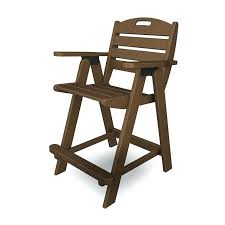 outdoor counter height stools. Counter Height Stools With Arms Nautical Outdoor Chair