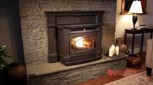 stove insert for fireplace. muskoka fireplace insert stove for