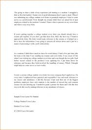 student cover letter example  sample student cover letter  25 cover letter template for cover letter template for high