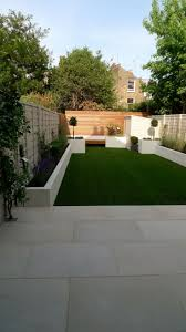 Small Picture modern white garden design ideas balham and clapham london