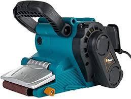 <b>BORT BBS</b>-<b>801N</b> Belt Sander, 800 Watt, Electronic Speed Control ...