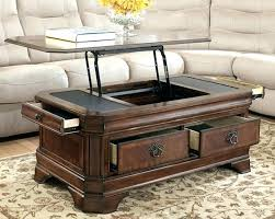 lift top coffee table plans small lift top coffee table oak image of light regarding square