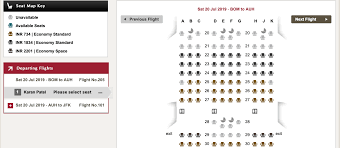 Etihad Flight Seating Chart Etihad To Introduce Economy Space Live From A Lounge