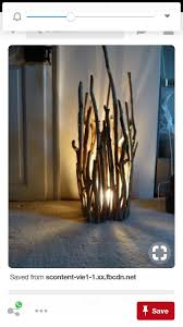 Pin By Dranam Khan On Amazing Crafts Driftwood Lamp