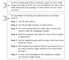 chinese postman ib maths resources from british international  chinesepost4