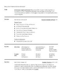 Executive Assistant Cover Letters Administrative Assistant Cover ...