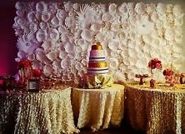 Paper Flower Wall Rental Details About Rent Free Standing Paper Flower Wall Backdrop Custom Made Wedding Babyshower