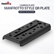<b>Smallrig DSLR Camera Video</b> Quick Release Plate For Manfrotto ...