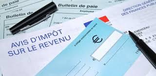 La paiement de l'impot et la liquidation de l'impot en France