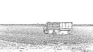 Vrachtauto Kleurplaten Kidre