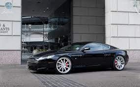 Modulare Wheels Aston Martin Db9 21 Modulare H9 Brushed With Polished Windows Teamspeed Com