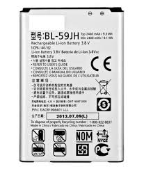 LG Lucid2 VS870 2400 mAh Battery by ...