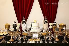 image of hollywood party theme
