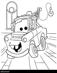 cars coloring pages lightning mcqueen new coloring pages mater coloring pages funny cars tow mater