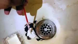 bathtub rust hole repair bathtubs bathtub drain