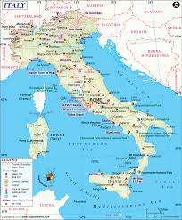 italy map printable and detailed map of italy