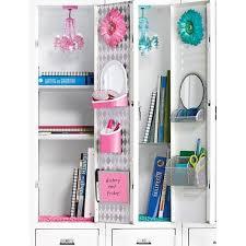 the prettiest pink or turquoise locker chandelier for back to school teens and tweens locker