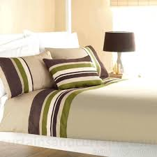 full size of yale lime green brown striped print duvet cover yellow and white striped duvet